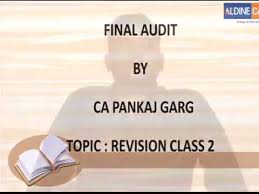 Pankaj Garg Audit Charts Nov 2018 Ca Final Audit Sa Revision By Ca Pankaj Garg Sa 500 600