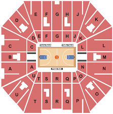 Goggin Arena Seating Chart Buy Denver Pioneers Tickets Front Row Seats