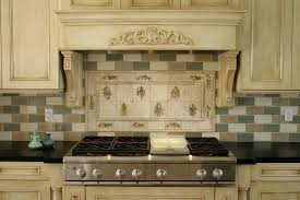 Kitchen Wall Tile Patterns Ceramic Tile Backsplash Makeover Ideas Unique Backsplash