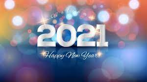 Happy New Year 2021 Wallpapers Full HD ...