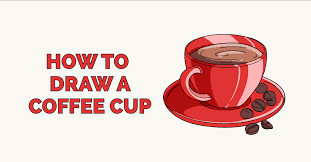 And so, it makes sense to take this into account when. How To Draw A Coffee Cup Really Easy Drawing Tutorial