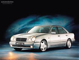 MERCEDES BENZ E 50 AMG (W210) specs - 1996, 1997 - autoevolution