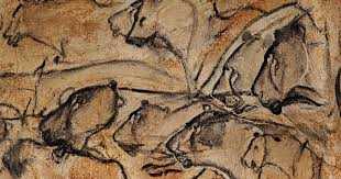 grotte chauvet cave paintings decorated cave of pont darc known as grotte chauvet pont darc