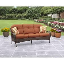 outdoor patio furniture sale walmart. better homes and gardens azalea ridge outdoor sofa, seats 3 - walmart.com patio furniture sale walmart t