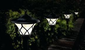 solar powered lights for garden