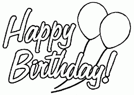 Small Picture Free Happy Birthday Daddy Coloring Pages On Birthday Coloring