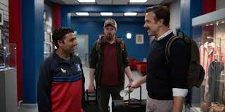 'Ted Lasso' Review: A Clueless Coach ...