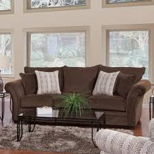 Serta Living Room Furniture Serta Upholstery By Hughes Furniture 5100 Transitional Sofa With