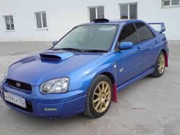 2004 Subaru Impreza WRX STI Pictures, 2.0l., Gasoline, Manual For Sale
