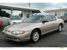 2001 Light Sandrift Metallic Chevrolet Monte Carlo LS #53064288 ...