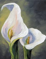 claudia s calla lilies by torrie smiley