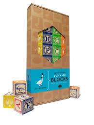 dutch alphabet blocks by uncle goose
