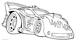 Car Coloring Pages Printable For Free Cool Coloring Pages Of Cars