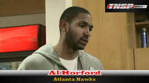 Al Horford Interview - YouTube