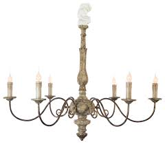 impressive french country chandelier country french chandeliers iron white chandelier wrought