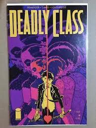 DEADLY CLASS #8 VF/NM 1ST PRINTING RICK REMENDER WESLEY CRAIG IMAGE COMIC  SYFY   eBay