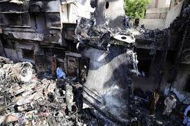 4.6 magnitude quake shakes amritsar, lahore; Crashed Pakistan Plane Hit Runway Three Times On First Approach Aviation News Al Jazeera
