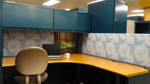 decorated office cubicles. Cubicle Ideas Office. Home Office Cubicle. Desk-design-clean.jpg Decorated Cubicles