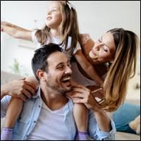 Catholic.net - El secreto de una familia feliz