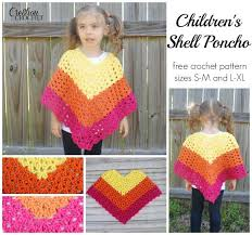 Toddler Poncho Pattern