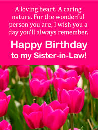 Beautiful Birthday Quotes For Sister In Law Best Of 24 Best Birthday Wishes For SisterInLaw Quotes Yard
