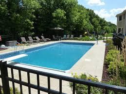 Swimming Pool Landscaping Designs Inground Pool Landscaping Ideas Completed Inground Swimming