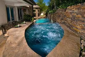 Stunning Inground Swimming Pools For Small Backyards