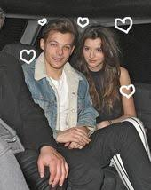 One Direction's Louis Tomlinson and girlfriend Eleanor Calder party ...