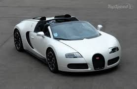 Number 7 of 12 sang noirs ever made, only one featured with a red interior. Custom Made 2010 Bugatti Veyron Grand Sport Sang Blanc Is Up For Sale Luxurylaunches