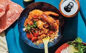Recipe Writer App Prawn Coconut And Tomato Curry Recipe