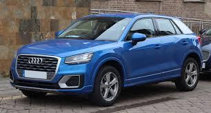 Q2 Design Audi Q2 Wikipedia