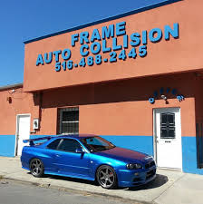 frame auto collision 71 denton ave new hyde park ny automotive repair s mapquest