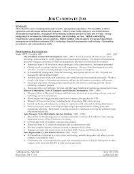 Objective For A Business Resume Internship International Student