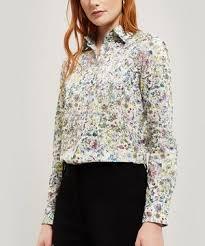 <b>Women's Print Shirts</b> & <b>Blouses</b> | Liberty London