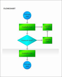 Flow Chart Template Excel Free 40 Free Flow Chart Template Excel Markmeckler Template Design
