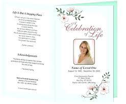 Memorial Announcement Cards Funeral Invitation Card Template Memorial Announcement Cards Prayer