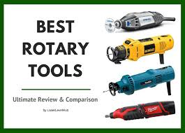 Dremel Tool Comparison Chart Best Rotary Tools 2019 Detailed Comparison