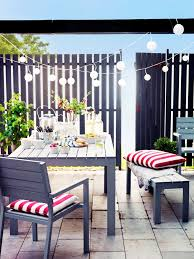 outdoor ikea furniture. a festive setting outdoors to enjoy day and night powered by sunlight designed ikea outdoor ikea furniture c