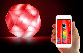 smartphone controlled lighting. smartphone controlled lighting n