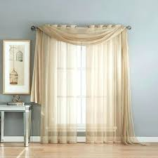 54 inch long curtains sheer curtain panels window elements voile scarf x in awesome bedroom 54 inch length window curtains