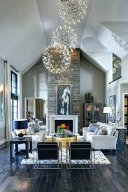 high ceiling lighting brass chandelier with chandeliers for ceilings plans 18