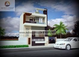 duplex house elevation design front elevation design house map