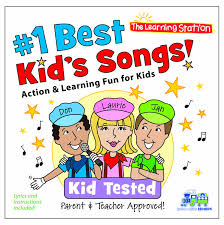 The Learning Station 1 Best Kid s Songs Amazon Music