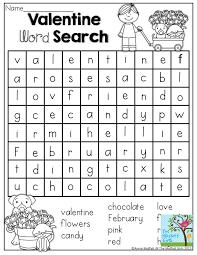 Amazing Valentine Worksheets For Second Grade Photos - Worksheet ...