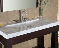 Small Picture Indus 48 inch Dark Walnut Modern Bathroom Vanity