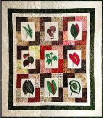 14 best Quilt Workshops images on Pinterest   Quilt patterns ... & Botanicals BOM & Embroidery Workshop by Barbara Douglas, The Quilt Pattern  Magazine, May 2017 Adamdwight.com