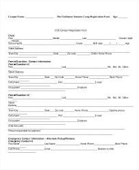 Registration Form Template Word Free School Application Form Template School Registration Form Template