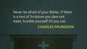 Charles Spurgeon Quotes Simple Quote Of The Week Charles Spurgeon Faithlife Blog