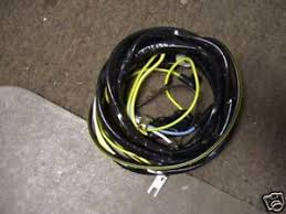 ford mustang cyl generator wiring harness image is loading 1964 1 2 ford mustang 6 cyl generator