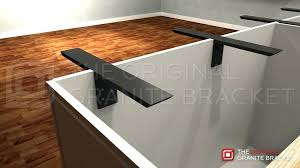 granite countertop overhang granite overhang granite granite overhang